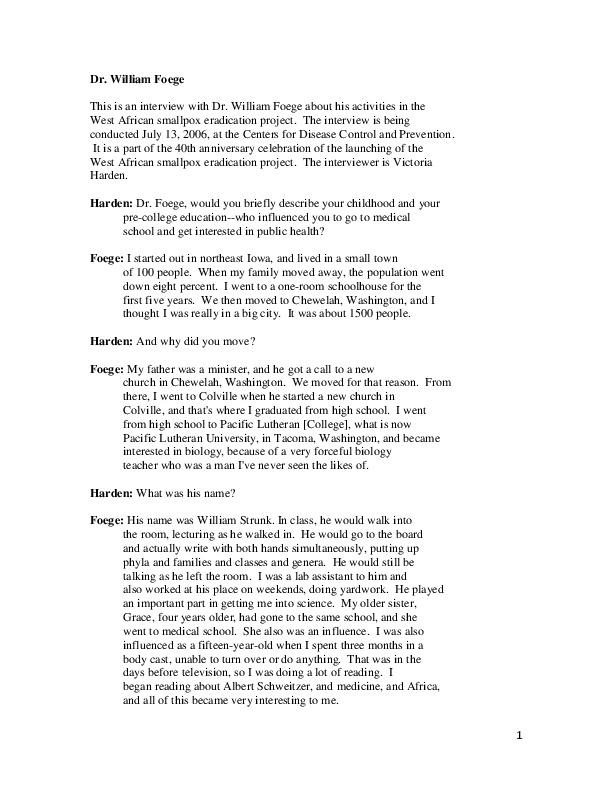 2017.300.19.Bill Foege docx.pdf